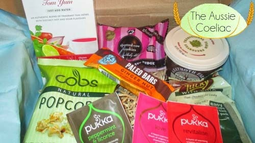 April Gluten Free Subscription Box