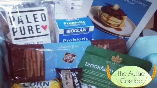 June Australian Gluten Free Life Box