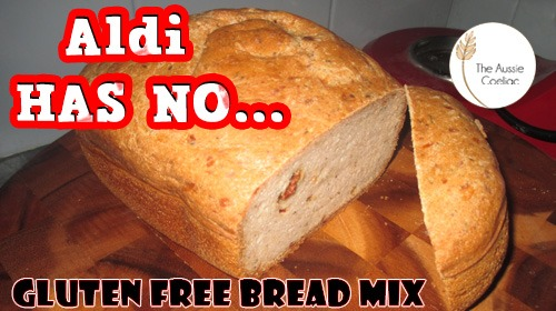 Gluten Free Bread Mix Review