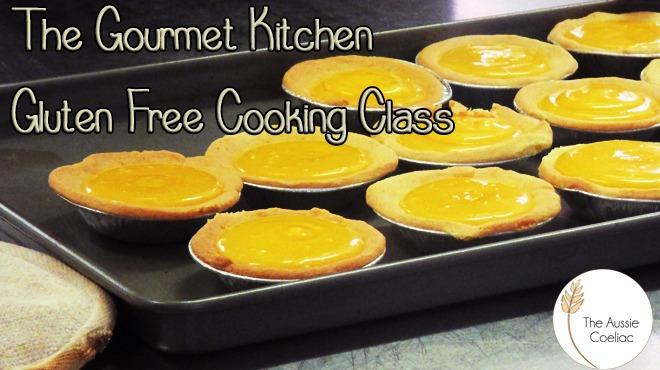The Gluten Free Cooking Class Gourmet Kitchen