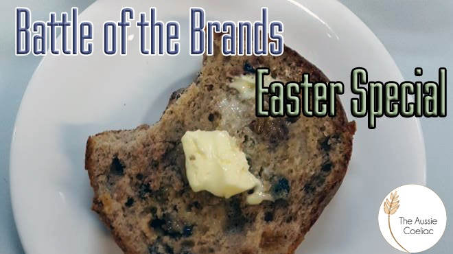 Battle of the brands Easter Special
