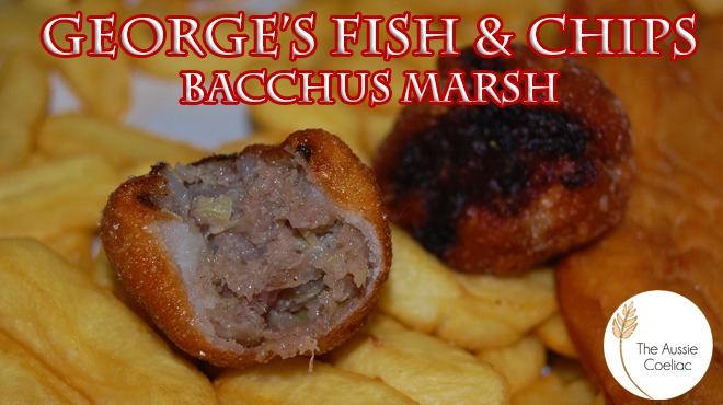 George's Fish and Chips Bacchus Marsh