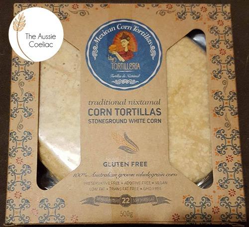 La Tortilleria • The Aussie Coeliac