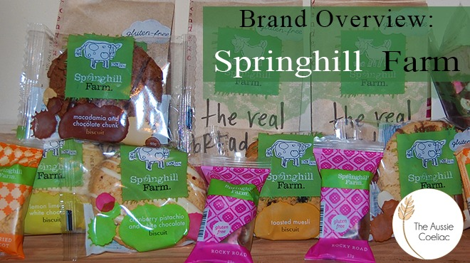 Springhill Farm Product overview