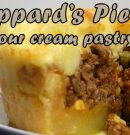 Sheppard's Pie with Sour Cream Pastry