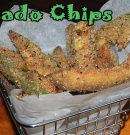 Avocado Chips