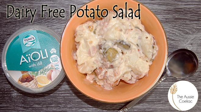 Dairy Free Potato Salad