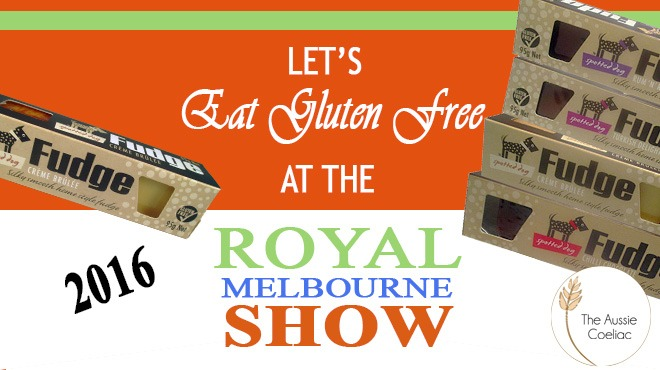 Gluten Free At The Melbourne Show