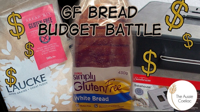 Gluten Free Bread Battle