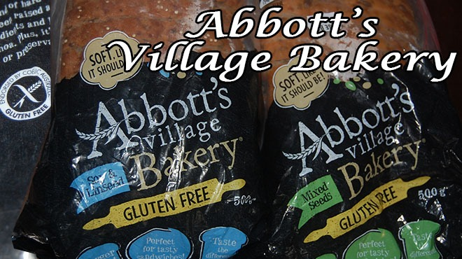 Abbotts Village Bakery gluten free bread