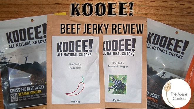 Gluten Free Kooee! All Natural Snacks