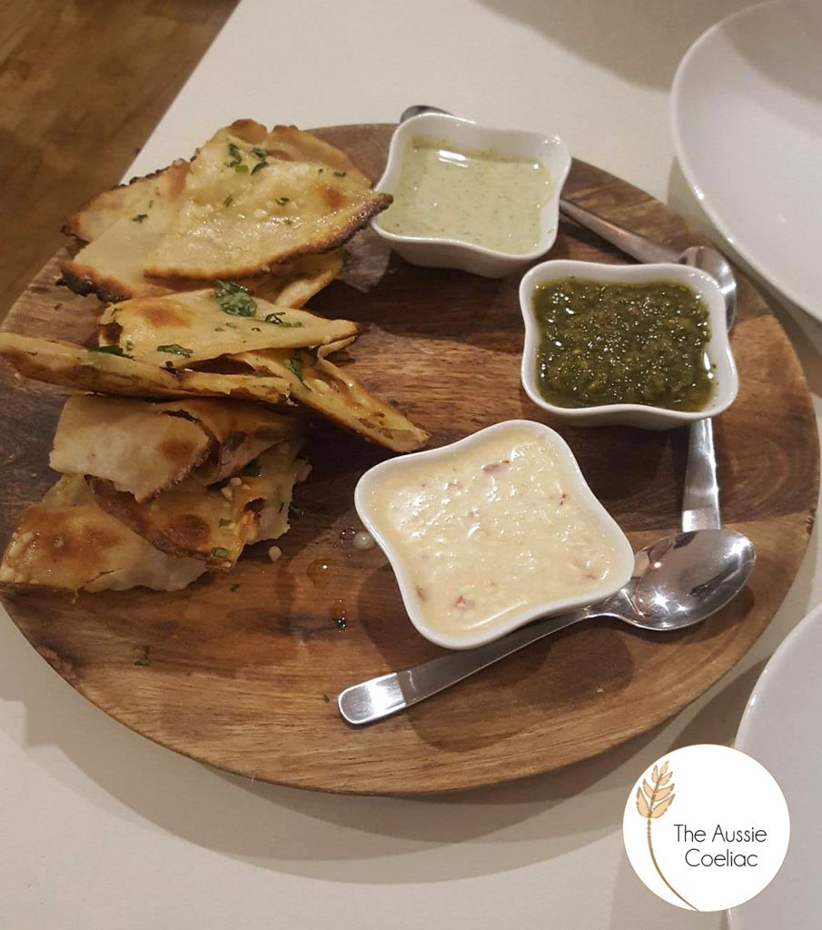 Delhicious Platter and Dips