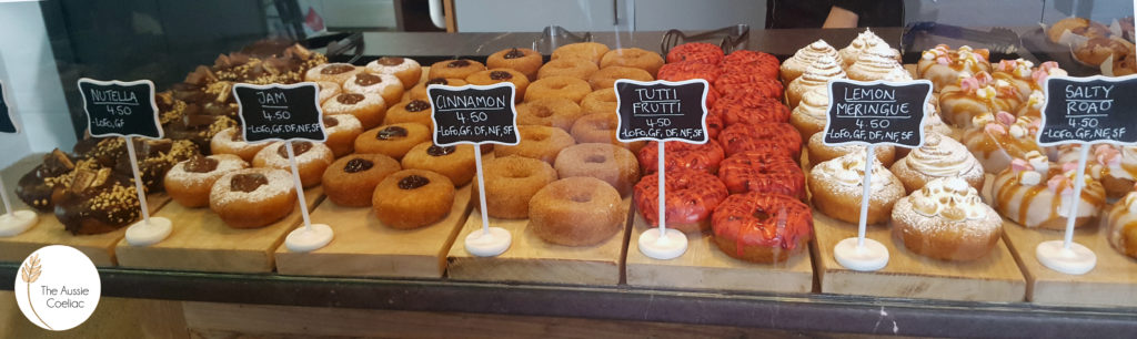 Foddies Donuts Moonee Ponds
