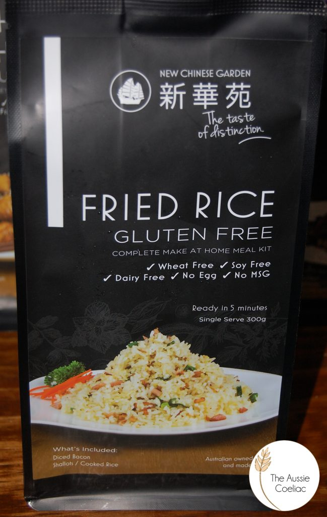 Gluten Free Fried Rice Meal Kit