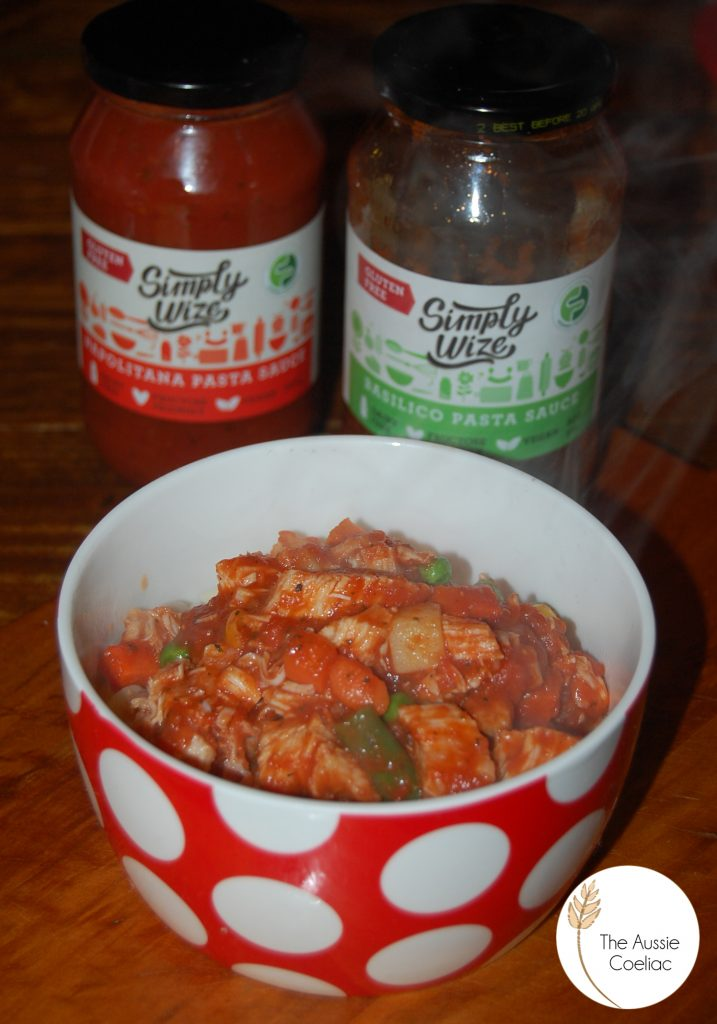Simply Wize Pasta Sauce