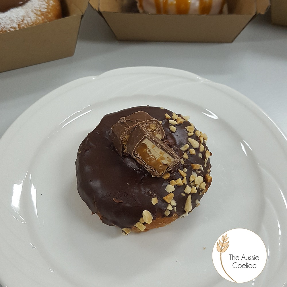 PBSnickers Donut