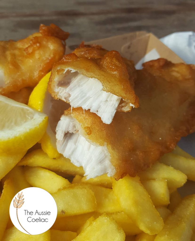 Gluten Free Battered Fish