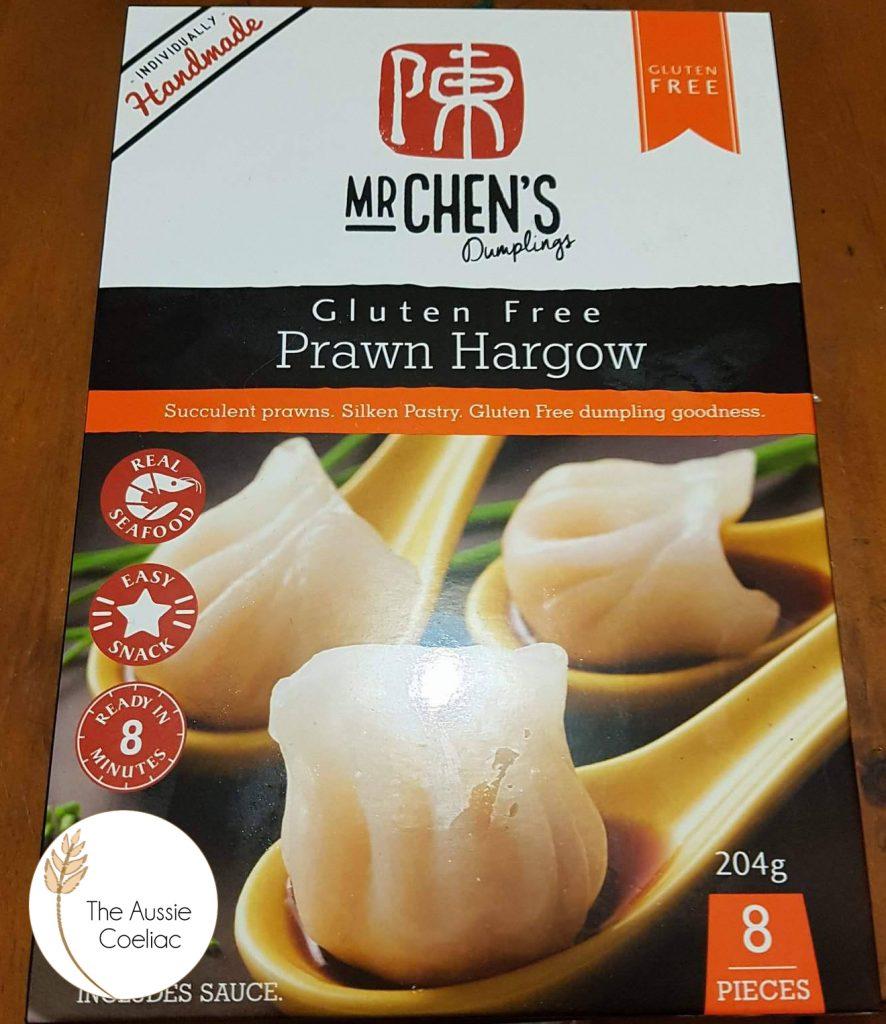 Gluten Free Prawn Hargows Mr Chens