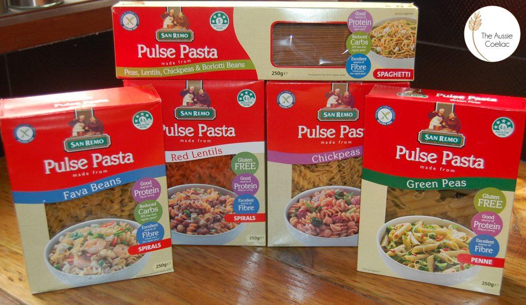 Gluten Free San Remo Pulse Pasta
