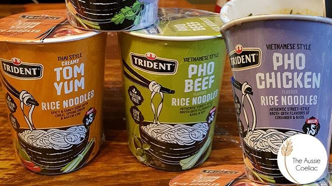 Trident Gluten Free Noodles