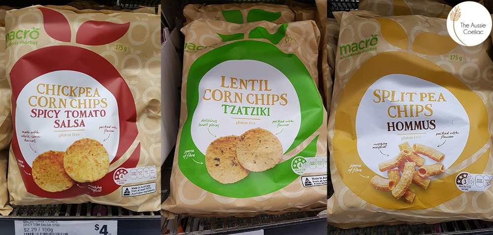 Gluten Free Finds December Macro Chips