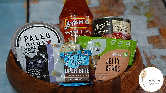 Gluten Free Subscription Box Australia