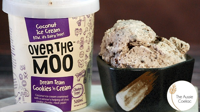 Over The Moo Gluten Free Ice Cream