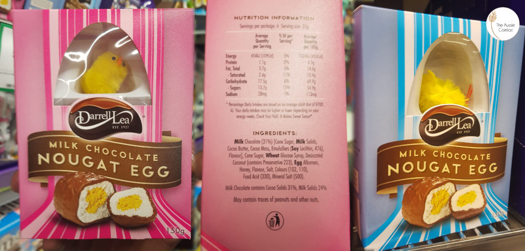 Are Lindt Chocolate Bunnies Gluten Free