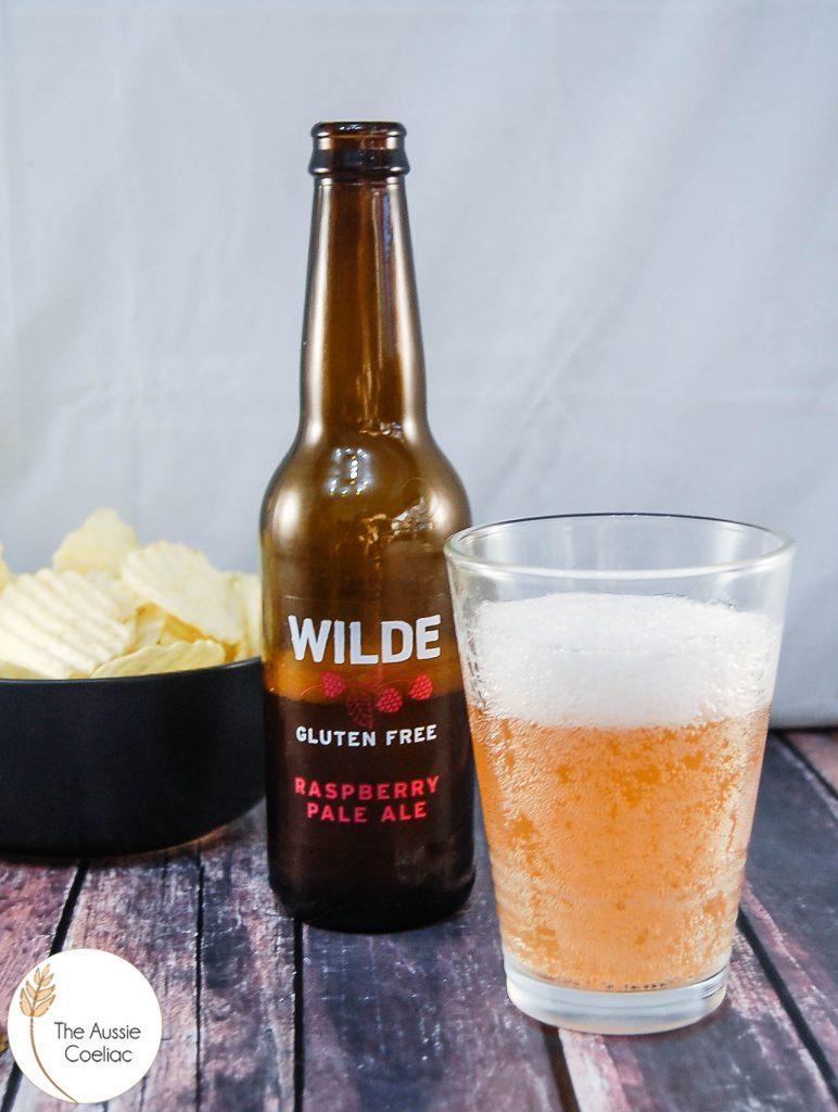 Gluten Free Raspberry Pale Ale