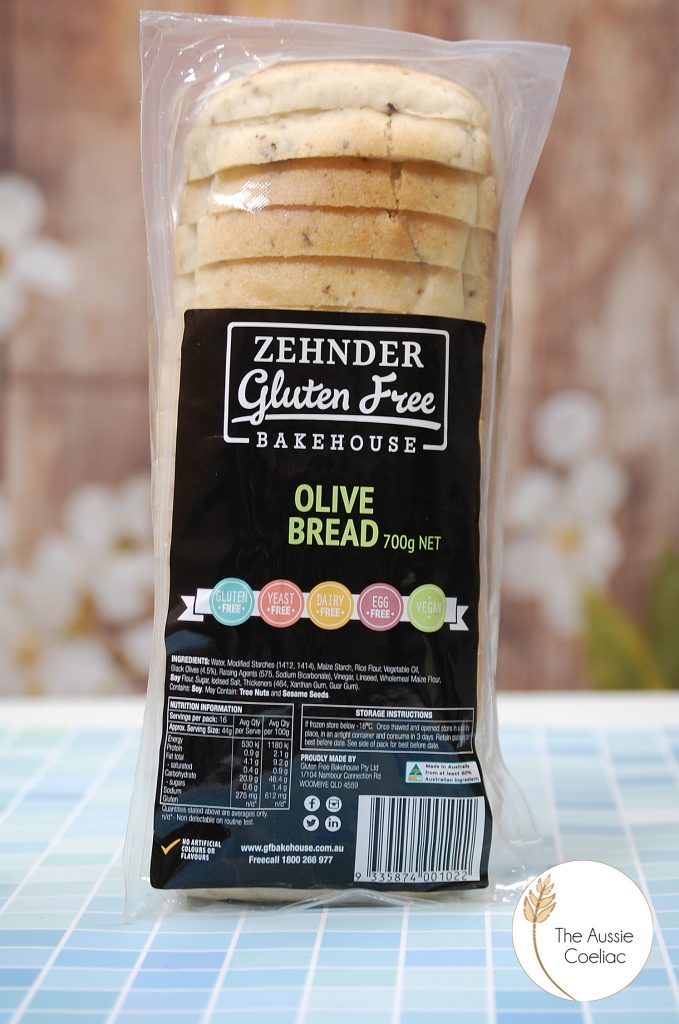 Gluten Free Bakehouse Brand Overview The Aussie Coeliac