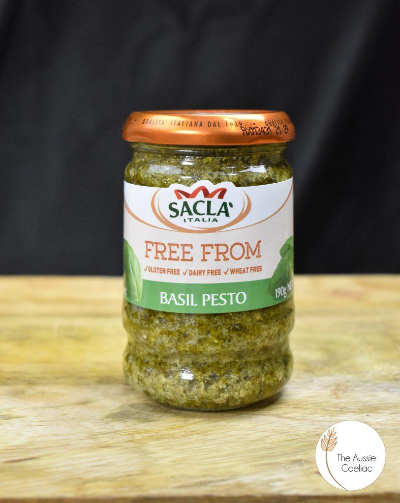 Sacla Italia Dairy Free Pesto The Aussie Coeliac
