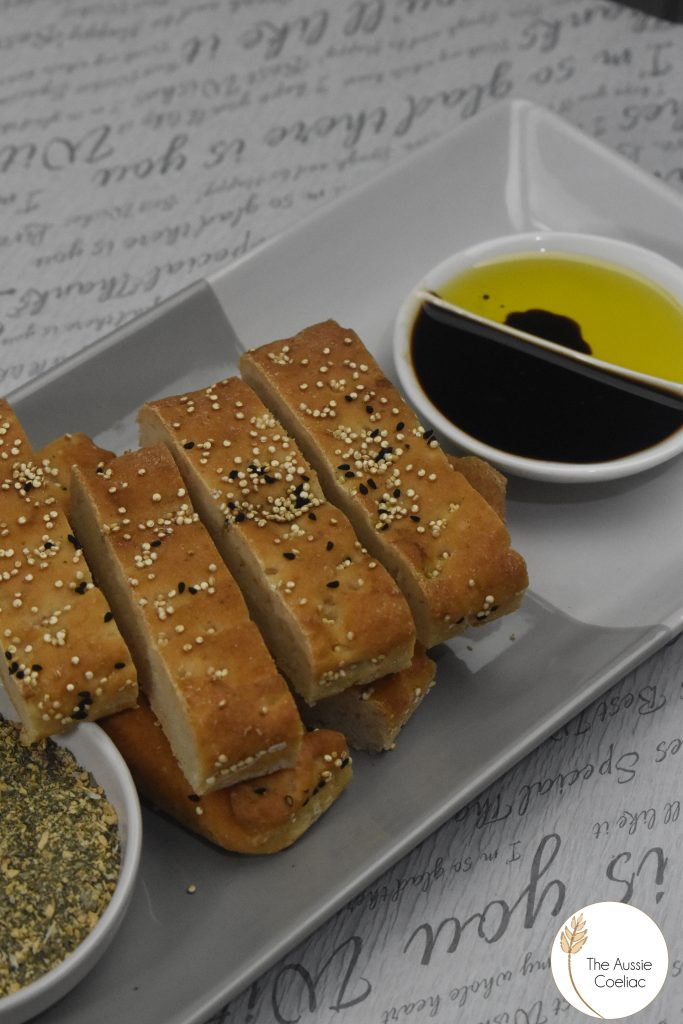 Coles Turkish Bread Focaccia The Aussie Coeliac